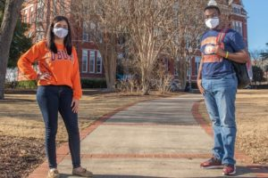Alabama Newscenter — Auburn University's Tiger Excellence Scholars Program Participants Thriving, Becoming Leaders
