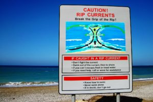 Gulf Coast Rip Current Awareness Week — Day 3: Survive A Rip Current