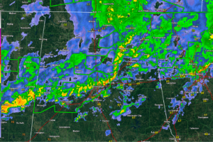 EXPIRED – Flash Flood Warning Issued for Parts of Madison, Morgan, and Marshall Counties Until 1145 am
