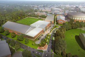 AU Football Performance Center Feature