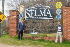 Alabama Newscenter — Auburn Professors Join Forces to Preserve Historical Significance of Selma's 'Bloody Sunday'