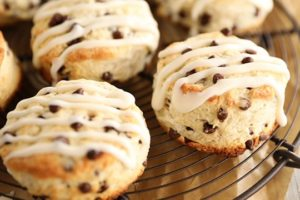 Chocolate Chip Biscuits Feature
