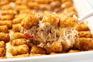 Alabama Newscenter — Recipe: Kickin' Creole Tater Tot Casserole