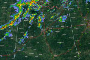 Alabama Weather Update at 8 a.m.