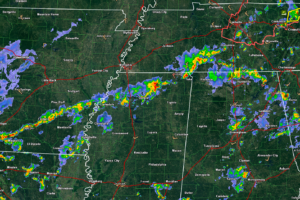Alabama Weather Update at 4 p.m.: Damaging Winds Possible Later Tonight