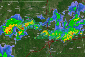 Flood Advisories Posted For Several Counties in North Central Alabama