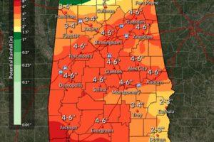 Dry Tomorrow; Tropical Rain Arrives Saturday