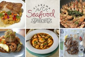 Alabama Newscenter — Alabama Seafood Cook-Off Draws Chefs From Throughout The State