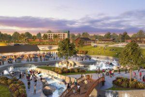 Alabama Newscenter — Officials Break Ground on Whitewater Park, Entertainment District in Montgomery