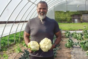 Alabama NewsCenter — Organic Farmer Nelson Wells on a Mission to Improve Health of Alabamians