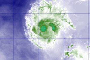 Sam Holding Steady for Now; Rapid Intensification Expected to Resume Soon