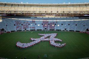Alabama NewsCenter — University of Alabama Welcomes Record Numbers of Freshmen, Graduate Students