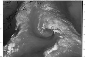 Subtropical Storm Teresa Forms a Few Hundred Miles North of Bermuda