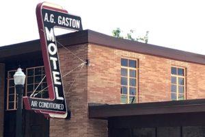 Alabama NewsCenter — Mellon Foundation to Help Fund Restoration of Historic A.G. Gaston Motel in Birmingham