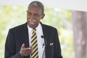 Alabama NewsCenter — Harold Franklin, First Black Student to Attend Auburn, Dies at 88