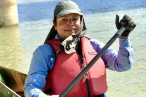 Alabama NewsCenter — Breast Cancer Survivor Martha Avila-Adame Aims High in Great Alabama 650 Race