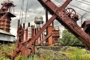 Alabama NewsCenter — Hop Aboard New Historic Red Ore Express Walking Tour for a Trip Into Birmingham's Industrial Past