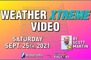 Weather Xtreme — No Rain In Sight for a While