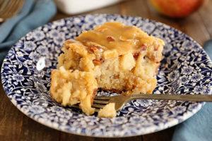 Alabama NewsCenter — Recipe: Apple Dapple Sheet Cake