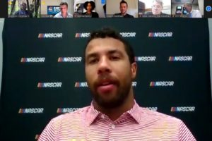 Alabama NewsCenter — Bubba Wallace Doesn't Remember Early Days in Alabama, but He'll Never Forget What Happened Here This Week
