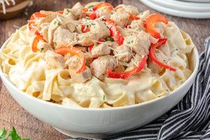 Alabama NewsCenter — Recipe: Chicken Fettuccine Alfredo