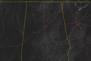 Another Beautiful but Very Warm Afternoon Across Central Alabama
