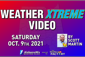 Saturday Weather Xtreme: A Nice & Warm Weekend